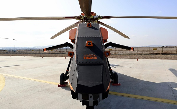 TAI T629 Unmanned Electric-powered Attack Helicopter Demonstrator