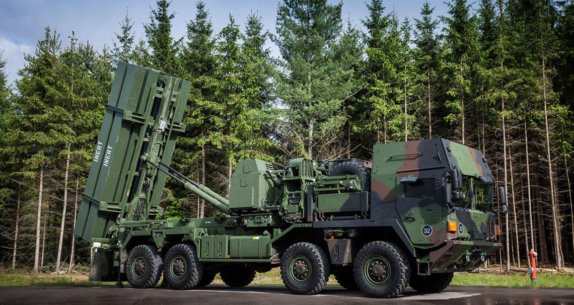 Taktisches Luftverteidigungssystem (TLVS)