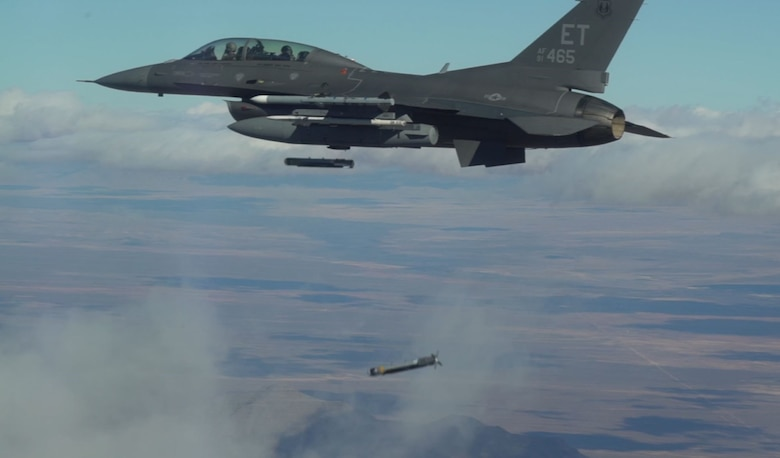 US Air Force Research Laboratory Completes Golden Horde Collaborative Small Diameter Bomb