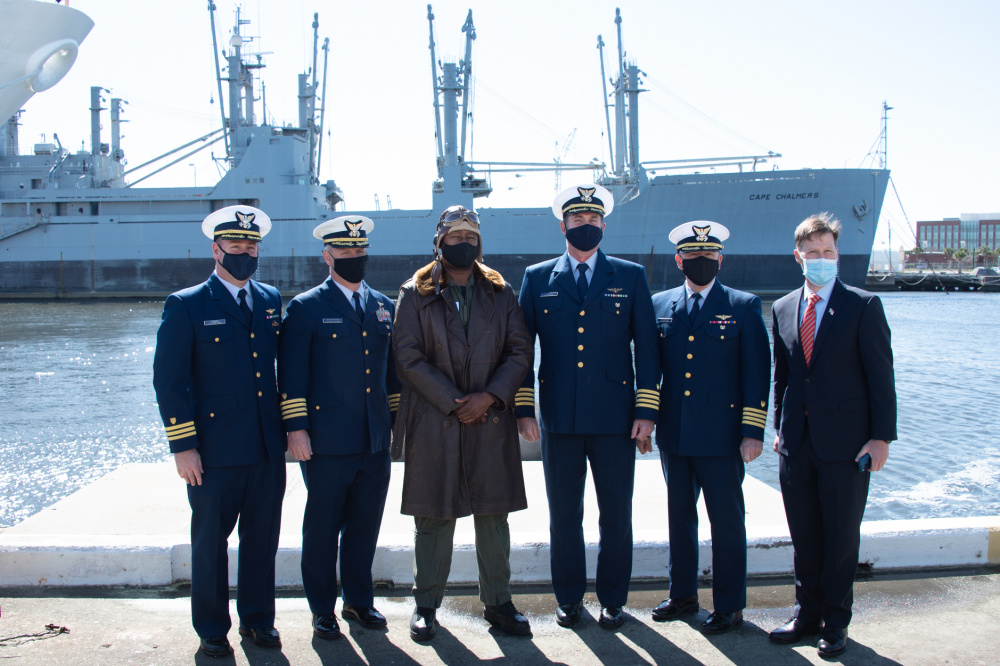 US Coast Guard Commissions Newest USCGC Stone (WMSL 758) National Security Cutter