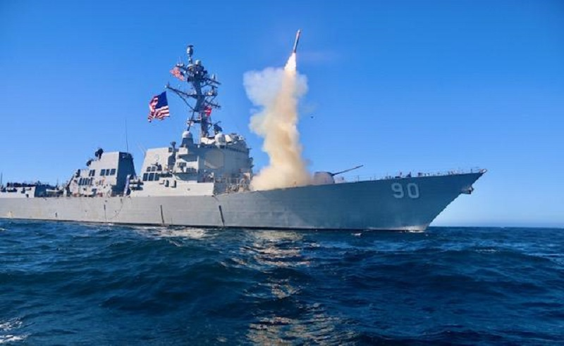 US Navy Completes First Delivery of Block V Tomahawk Missile