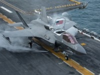 15th MEU F-35Bs depart USS Makin Island in support of Agile Combat Employment