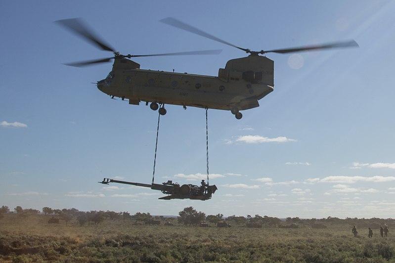Australian Army CH-47 Chinook