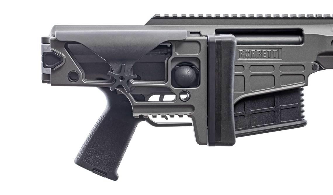Barrett MRAD Mk22 Advanced Sniper Rifles
