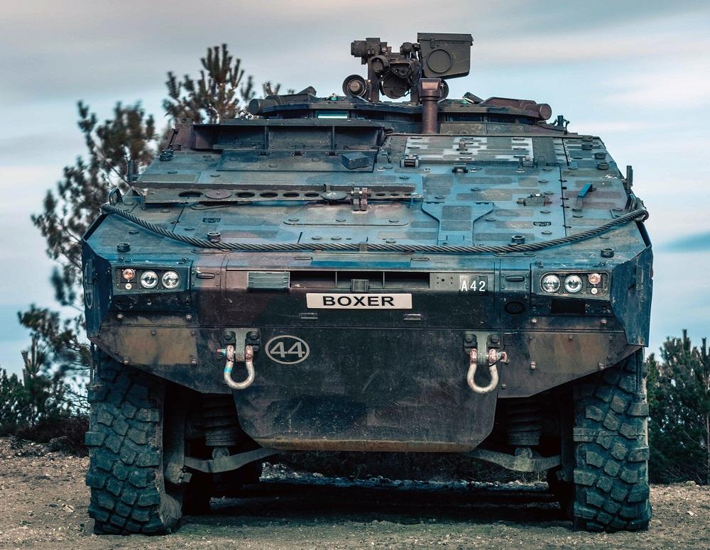 Boxer Mechanised Infantry Vehicle