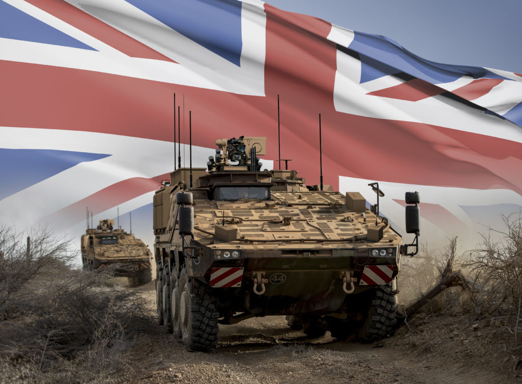 Horstman Awarded to Provide Gearboxes in Support of British Army's Boxer Mechanised Infantry Vehicle (MIV)