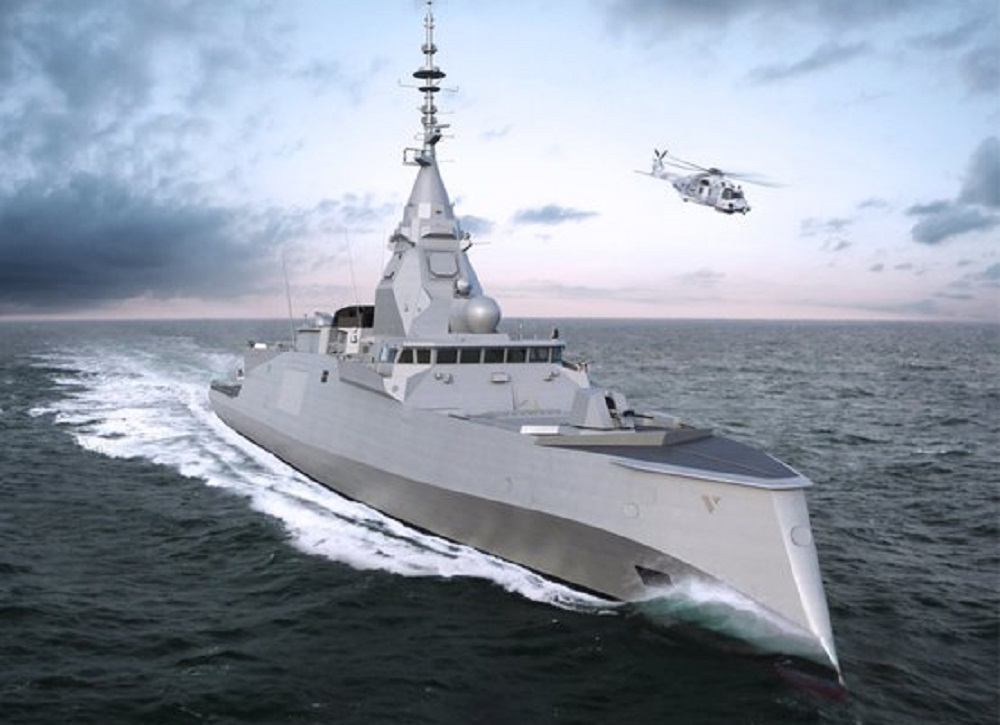 French Navy FDI Frigates