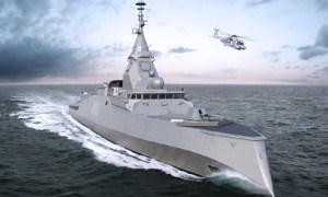 French Navy FDI Frigates