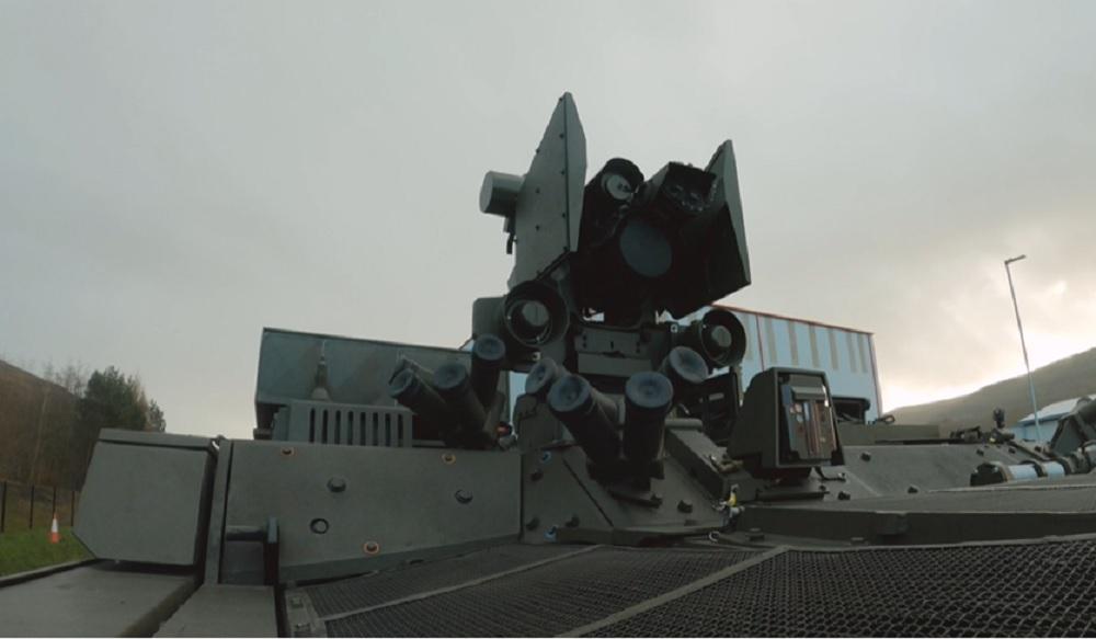 General Dynamics Land Systems UK AJAX-Brimstone Overwatch Variant