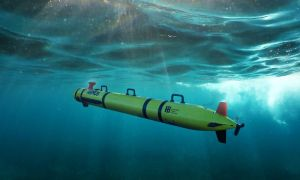 Huntington Ingalls Industries Unveils REMUS 300 Unmanned Underwater Vehicle (UUV)