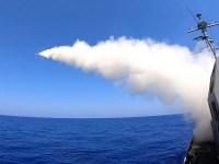 IAI and Thales Offer SEA SERPENT Anti-ship Missile for Royal Navy Type 23 Frigates