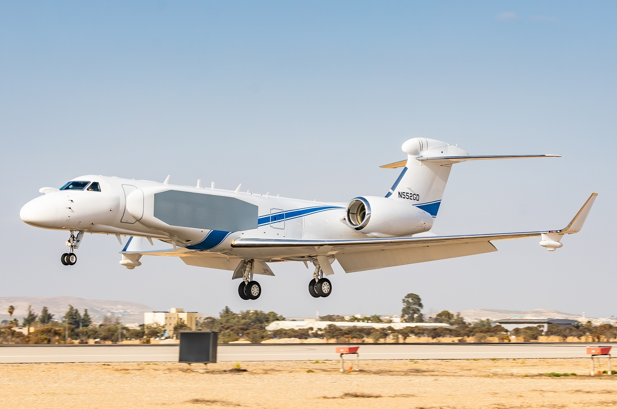Israel Air Force Receives Oron Reconnaissance and Surveillance Aircraft