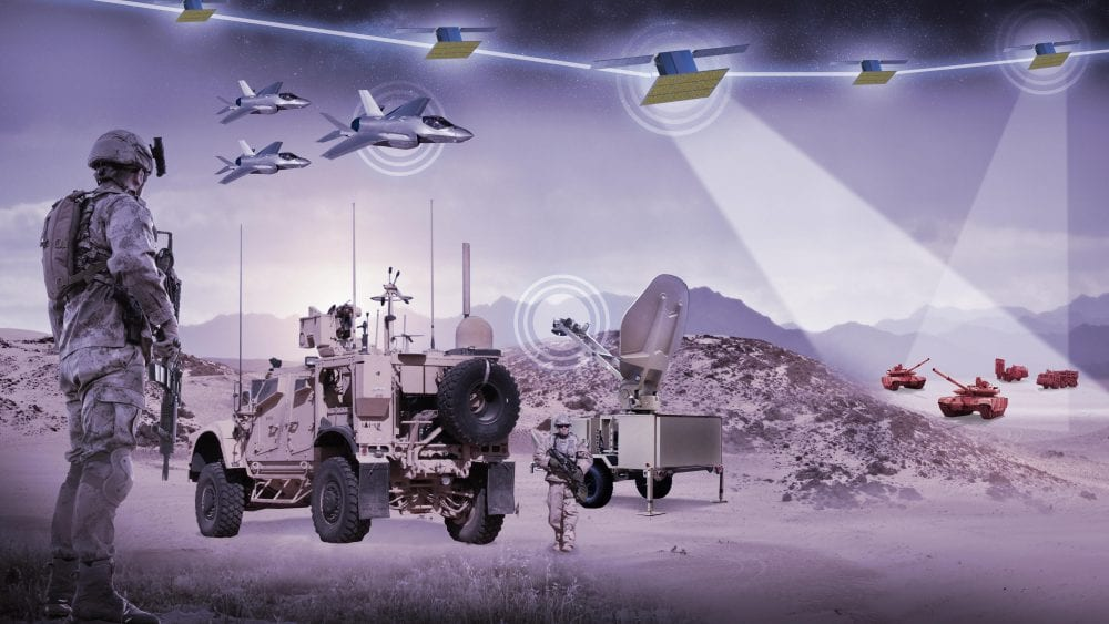 Lockheed Martin Unveils New Line of Rapid Integrated and Affordable Tactical ISR Satellites