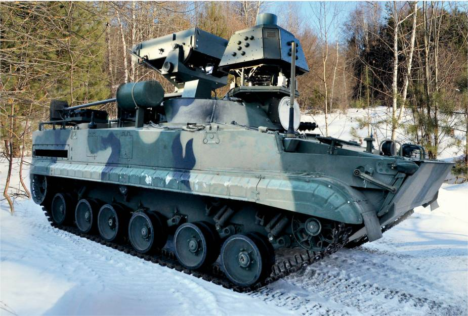 Russian Magister-SV Automated Air Defense Fire Control System to Start in 2021