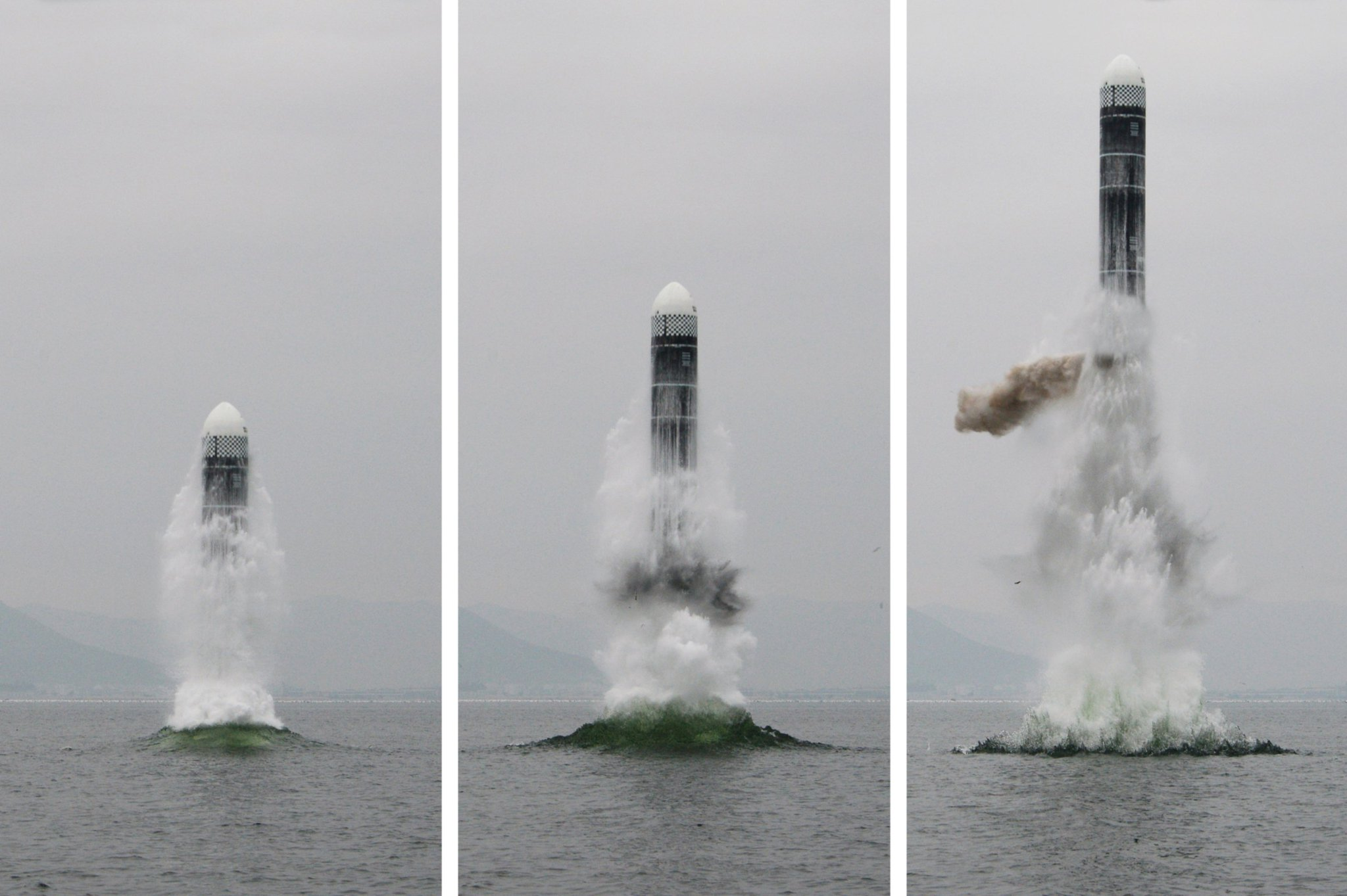 North Korea Completes Building Submarine-launched Ballistic Missiles (SLBMs)