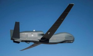 Northrop Grumman Completes Successful First Flight of Japan's RQ-4B Global Hawk
