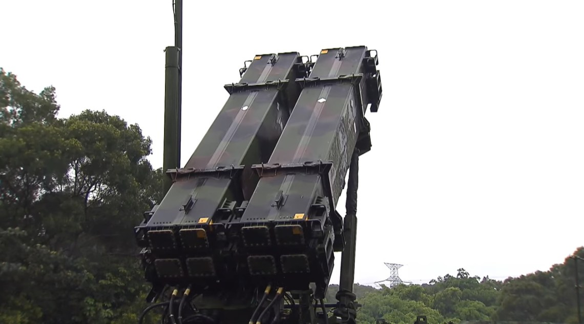 Taiwan's Patriot Advanced Capability 3 Battery Can Deploy within 25 Minutes