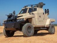 Plasan Unveils Its Stinger Optionally Manned Light Combat Vehicle