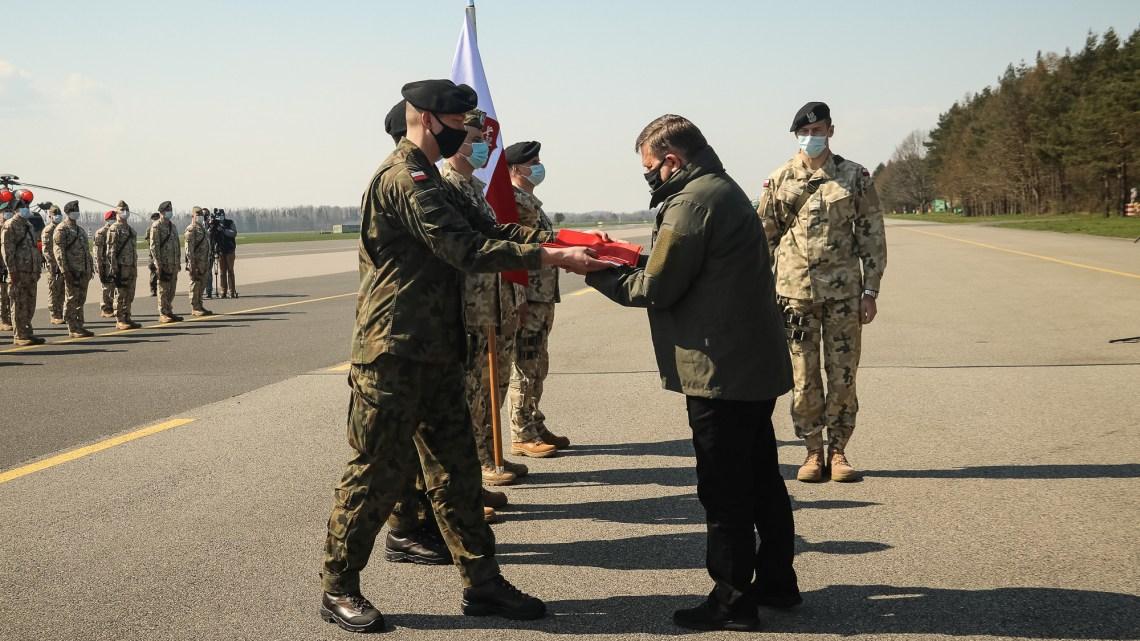 Poland Joins NATO Assurance Mission for Turkey