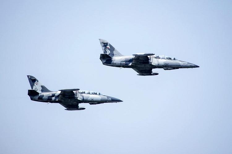 Royal Thai Air Force Decommissions Five L-39ZA Trainers