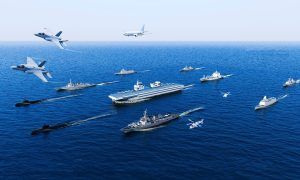 Republic of Korea Navy Reaffirms Commitment to South Korea Aircraft Carrier Project