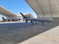 "U.S. Marine Corps MQ-9A ""Reaper"" Unmanned Aerial Vehicle (UAV)"