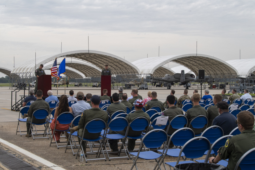 US Air Force 23d Wing Kicks Off Hawgsmoke 2021