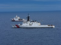 US Coast Guard Strengthens Trans-Atlantic Ties with Italian Coast Guard