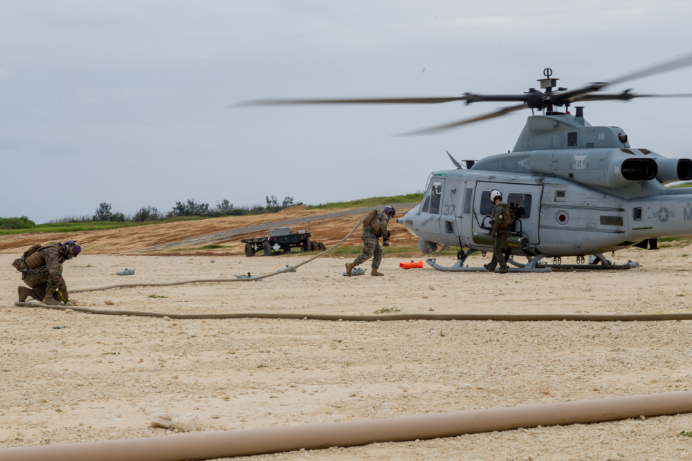 US Marine Wing Support Squadron 172 Demonstrates Combat Readiness Under The EABO Construct
