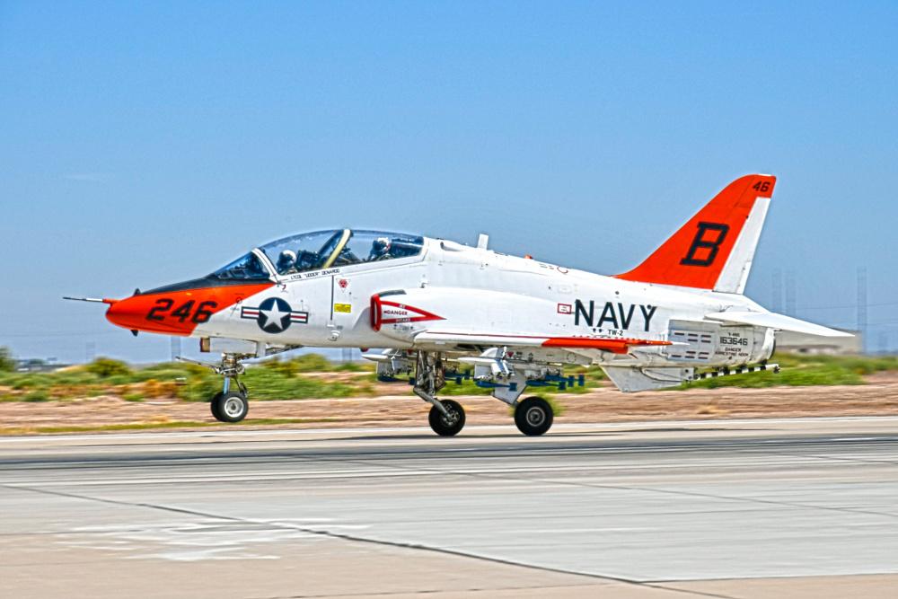 US Navy McDonnell Douglas T-45 Goshawk