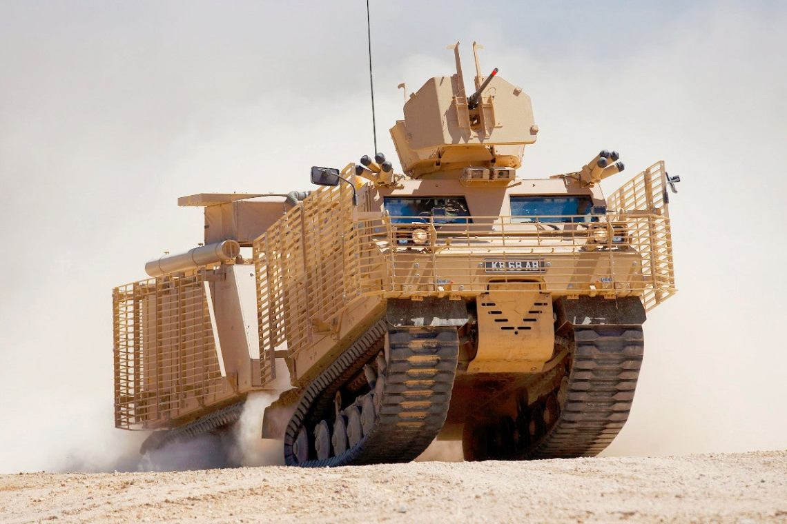 Warthog All Terrain Tracked Carrier (ATTC)