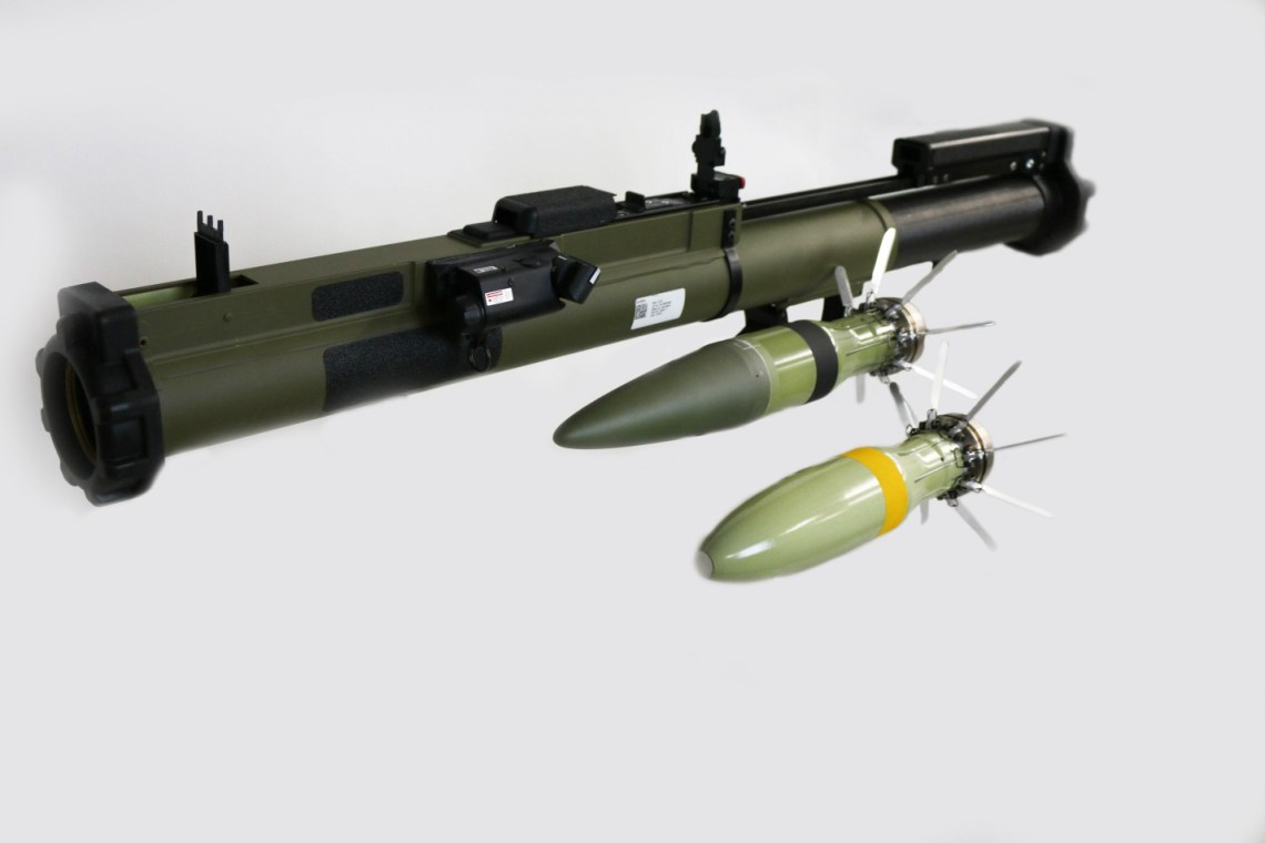 Nammo M72 series