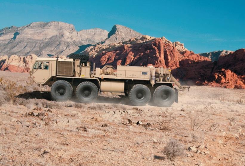 Oshkosh Defense HEMTT A4 (M978A4)