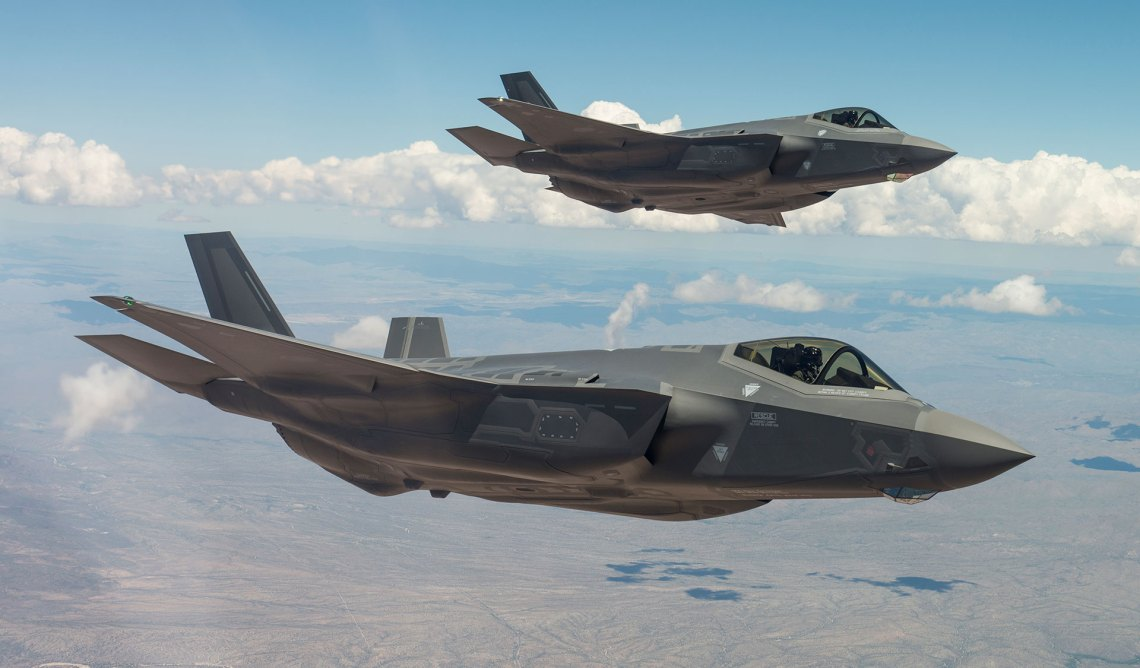 Lockheed Martin Delivers 700ᵗʰ Electro-Optical Targeting System For F-35 Lightning II