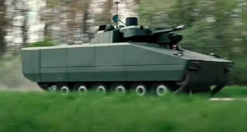 Rheinmetall KF41 Lynx Infantry Fighting Vehicle