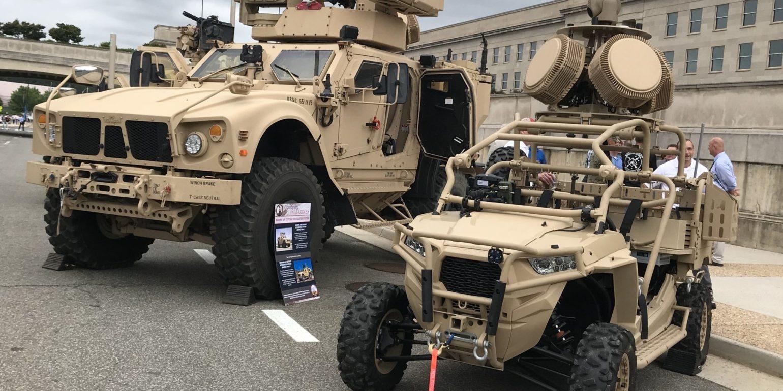 Marine Air Defense Integrated System (MADIS)
