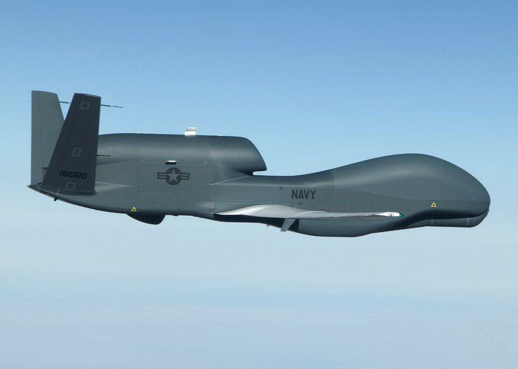 Northrop Grumman BAMS-D Maritime Autonomous System Surpasses 40,000 Flight Hours