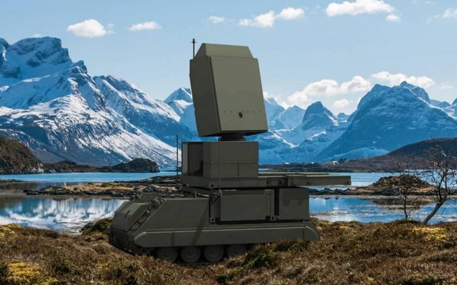 Norway and Netherlands Partner on Thales Mult Mission Radar Ground Master MM/C