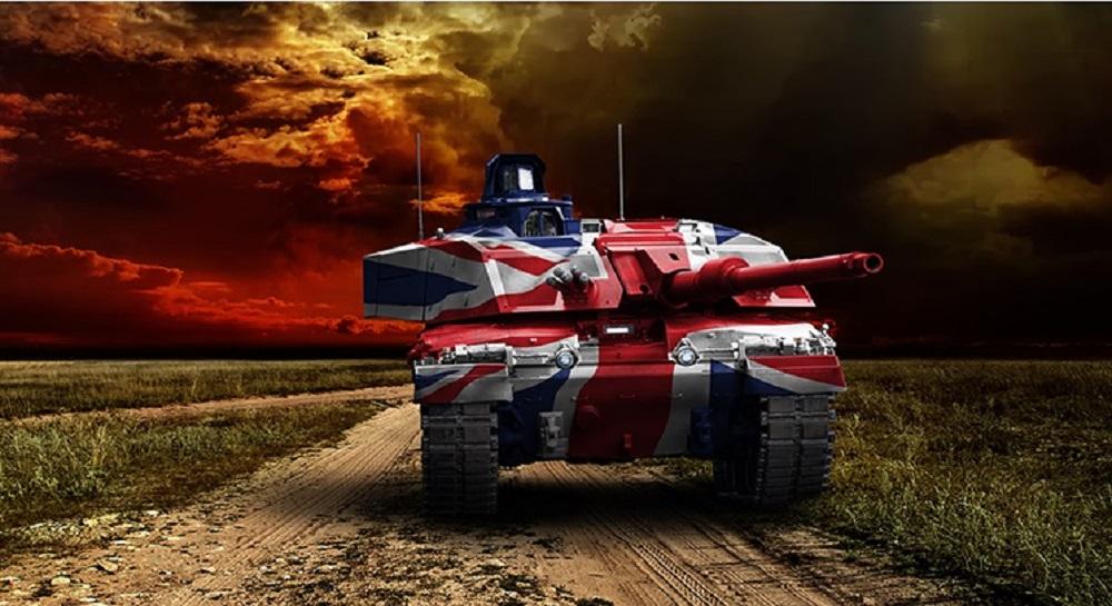 Rheinmetall - BAE Systems Land to Build Next Generation Challenger 3 Tanks for British Army