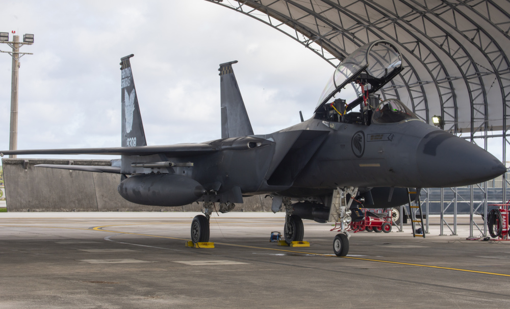 Republic of Singapore Air Force Deploys to Andersen Air Force Base, Guam