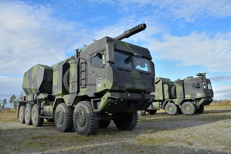Rheinmetall Unveils HX3 Tactical Heavy-duty Trucks