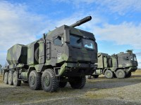 Rheinmetall Unveils HX3 Tactical Heavy-duty Trucks