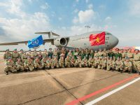 Royal Australian Air Force Supports Vietnam in United Nations Mission in South Sudan (UNMISS)