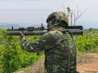 Royal Thai Marine Corps Gets M72 EC Mk1 Light Anti-Armor Weapon (LAW)
