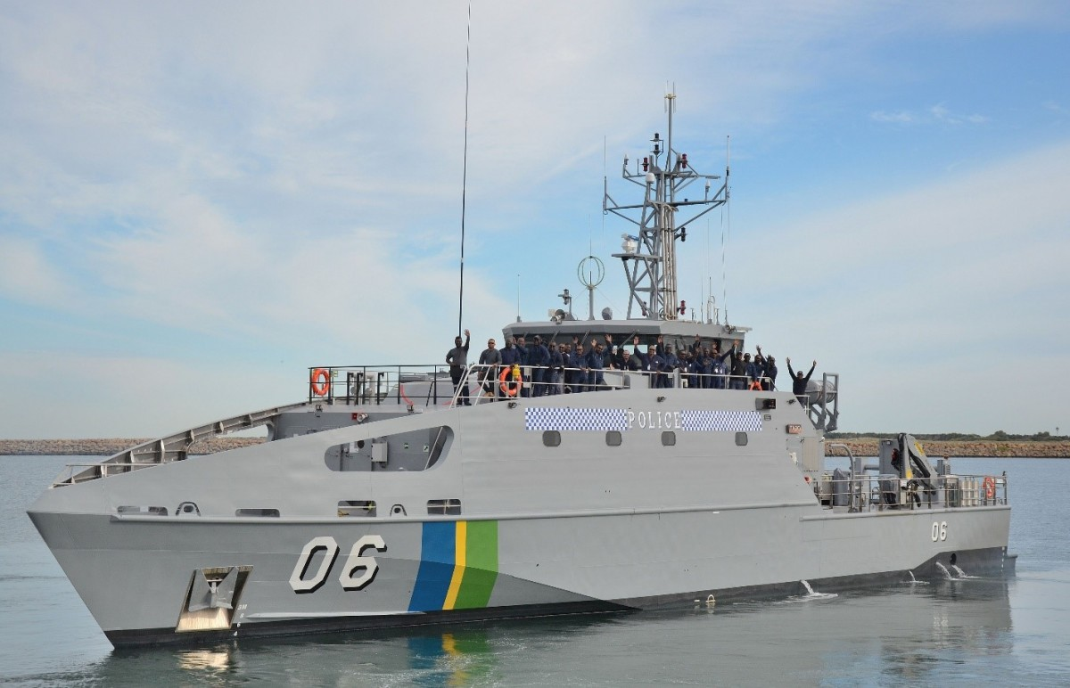 RSIPV Taro Guardian Class Patrol Boat
