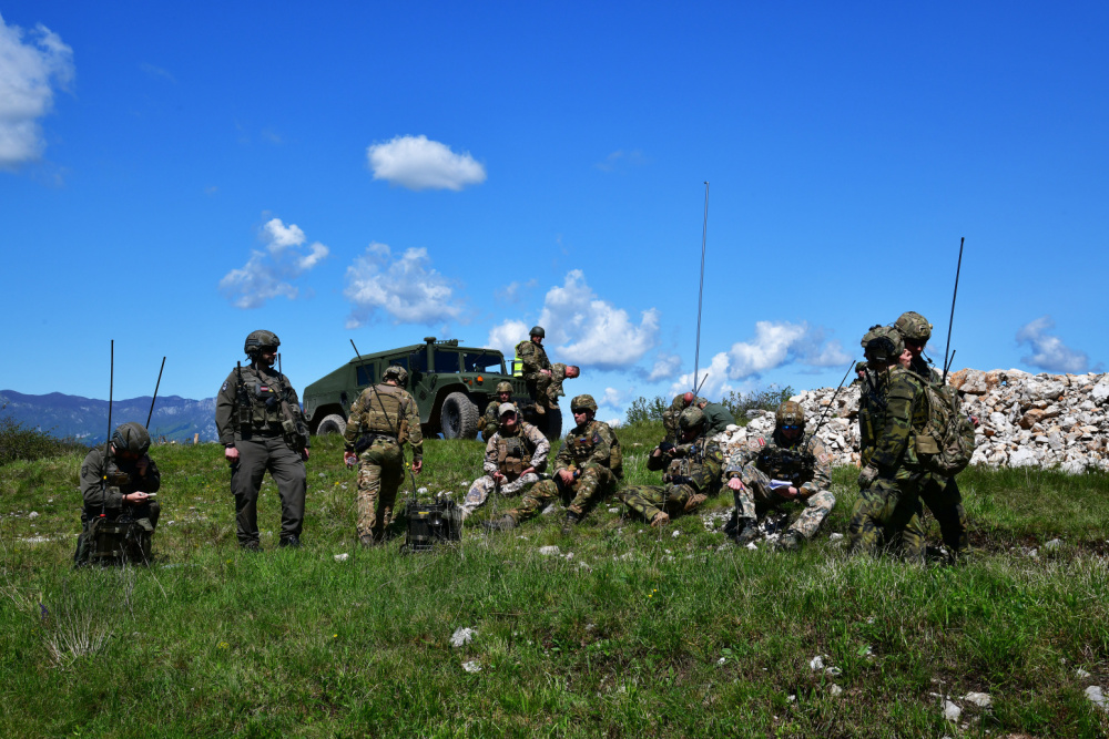 Slovenia to Host International Joint Terminal Attack Controller Exercise Adriatic Strike 2021