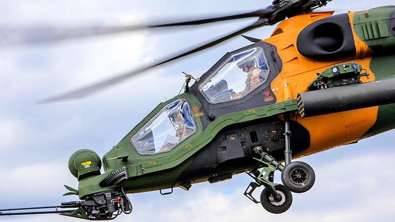 TAI T129 ATAK Tactical Reconnaissance and Attack Helicopter