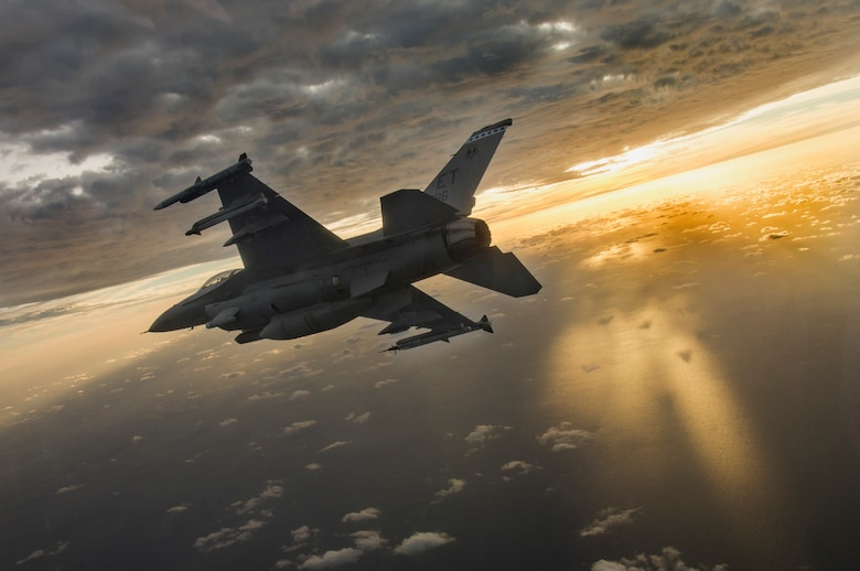 US Air Force Opens New F-16 Production Line for Foreign Military Sales