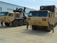 US Army Heavy Expanded Mobility Tactical Truck (HEMTT)