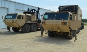 Oshkosh Defense Heavy Expanded Mobility Tactical Truck (HEMTT)